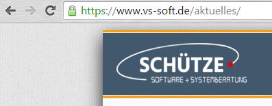 VS-Soft TLS / SLL